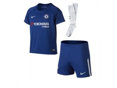 Chelsea hjemme minisæt 2017/18 - små drenge
