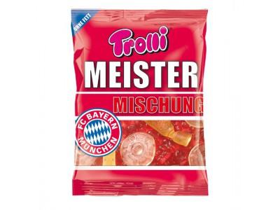 FC Bayern Munchen vingummi - Fruit Jellybelly Champion Mix 300g
