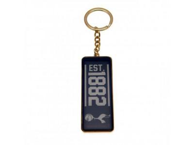 Tottenham Hotspur FC nøglering - Keyring EST