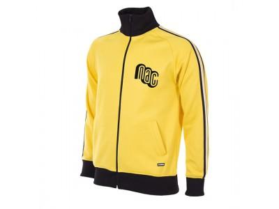 NAC Breda 1977 fodbold track top jakke