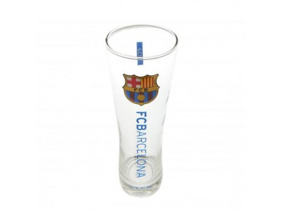 FC Barcelona ølglas - Tall Beer Glass