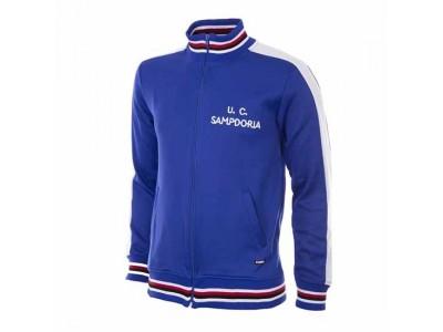 UC Sampdoria 1979 - 80 Retro Football Jacket | Samp Jakke