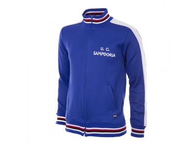 Sampdoria jakke - 1979 - 80 Retro Football Jacket