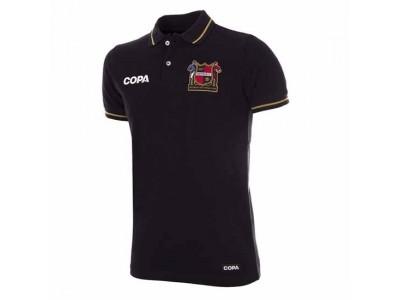 Sheffield FC polo trøje retro