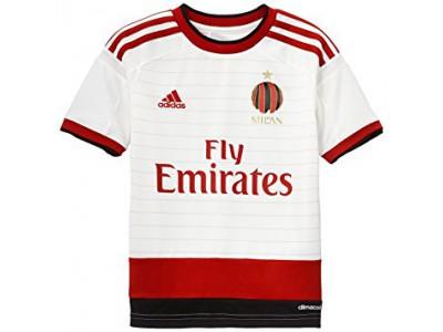 AC Milan ude trøje 2014/15 - børn - fra adidas