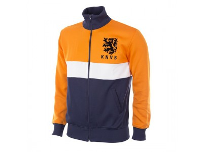 Holland 1983 Retro Jakke - NL Football Jacket