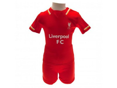 Liverpool sæt - LFC Shirt & Short Set 9/12 Months RW