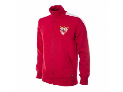 Sevilla FC jakke - 1970 - 71 Retro Football Jacket