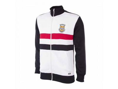 St Mirren 1988 - 89 Retro Fodbold Jakke