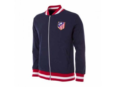 Atletico Madrid 1969 Retro Football Jakke - fra Copa