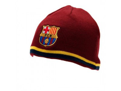 FC Barcelona strikhue - Knitted Hat TP