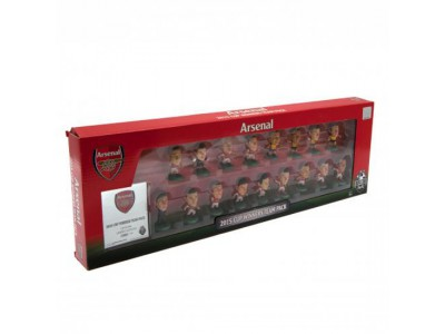 Arsenal figur hold - SoccerStarz FA Cup Winners Team Pack