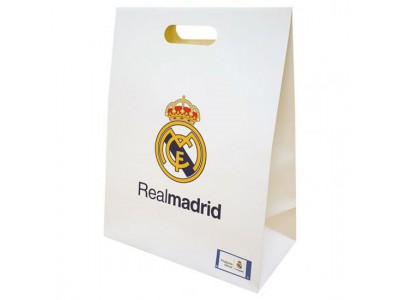 Real Madrid gavepose - Gift Bag Large WT