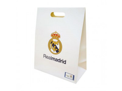 Real Madrid gavepose - Gift Bag Medium WT
