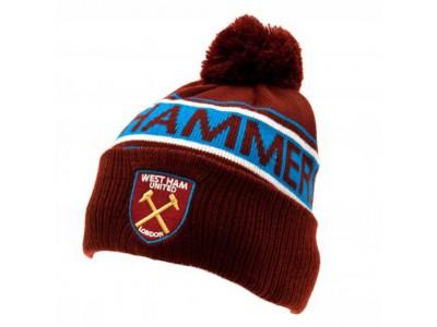 West Ham skihue - Ski Hat TX