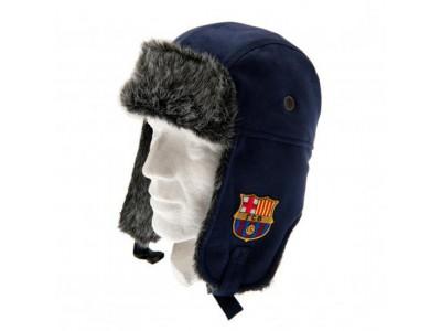 FC Barcelona hat - Jersey Trapper Hat