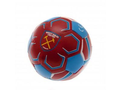 West Ham bold - 4 inch Soft Ball