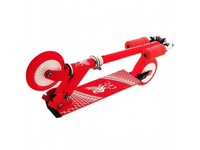 Liverpool FC løbehjul - Inline Folding Scooter