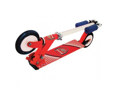 Arsenal løbehjul - Inline Folding Scooter