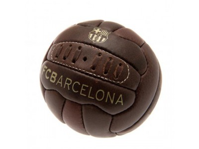FC Barcelona minibold - Retro Heritage Mini Ball - Str. 1