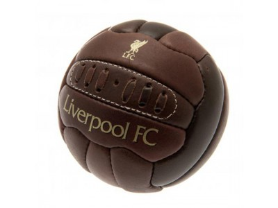 Liverpool retro minibold - LFC Retro Heritage Mini Ball - str. 1