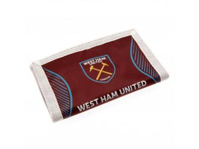 West Ham pung - FC Nylon Wallet SV