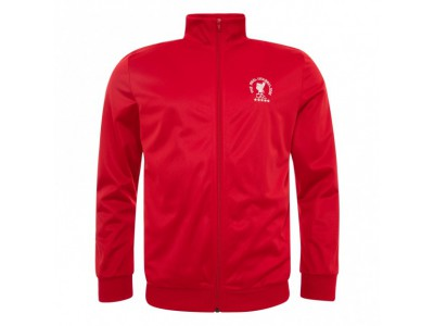 Liverpool 2005 Walk Out Jacket - Istanbul