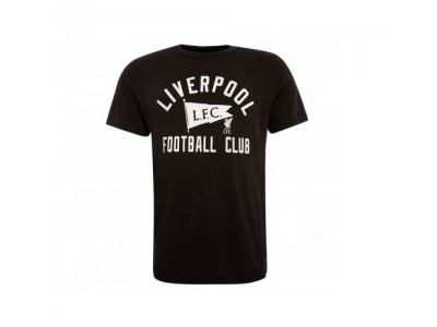 Liverpool 47 brand scrum t-shirt - sort