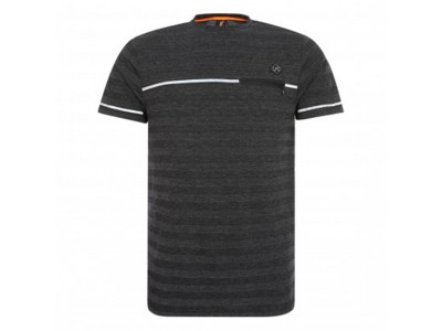 Liverpool t-shirt - Tonal Stripe Tee - Sort