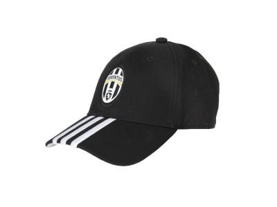 Juventus 3 stripe kasket 2015/16 - sort