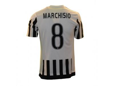 Juventus hjemme trøje - Marchisio 8