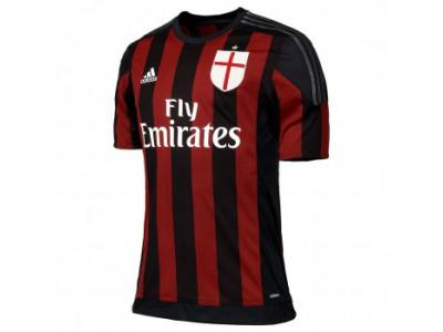 AC Milan hjemme trøje autentisk 2015/16 - fra adidas