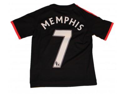 Manchester United 3. trøje børn - Memphis 7