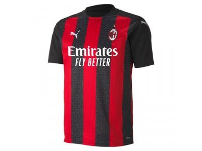 AC Milan hjemme trøje 2020/21 - børn - fra Puma
