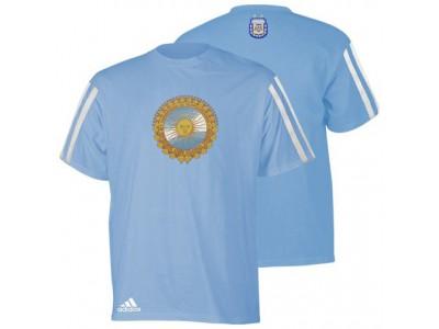 Argentina t-shirt VM 2010 - mænd