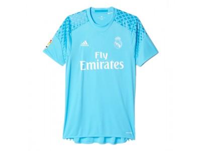 Real Madrid målmand hjemme trøje 2016/17