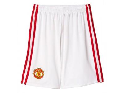 Manchester United hjemme shorts 2016/17 - børn