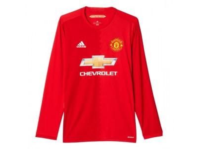 Manchester United hjemme trøje L/Æ 2016/17