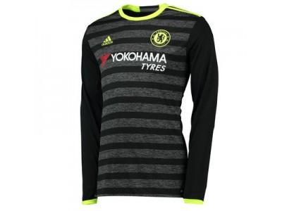 Chelsea ude trøje L/Æ 2016/17 - børn