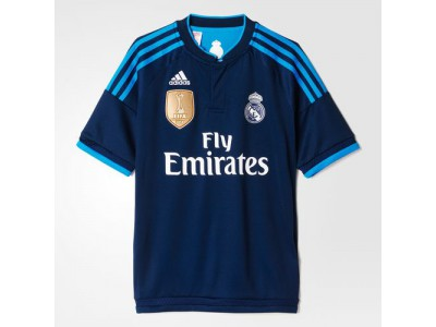 Real Madrid 3. trøje 2015/16 WCC - børn