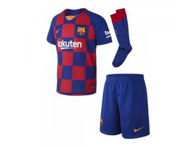 FC Barcelona hjemme sæt 2019/20 - små drenge