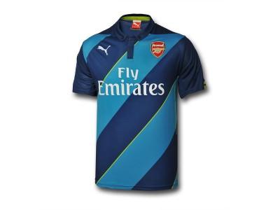 Arsenal Cup trøje 2014/15 - børn