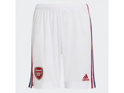 Arsenal hjemme shorts 2021/22 - børn - fra Adidas