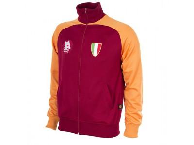 AS Roma 1983 Scudetto Retro Fodboldjakke