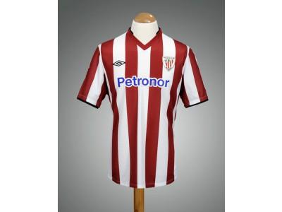 Athletic Bilbao hjemmetrøje 2012/13