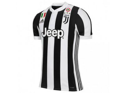 Juventus hjemme trøje 2017/18 - autentisk - Scudetto