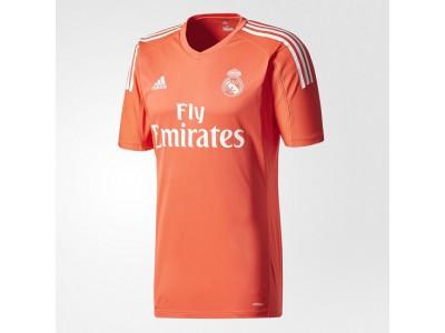 Real Madrid målmand ude trøje 2017/18