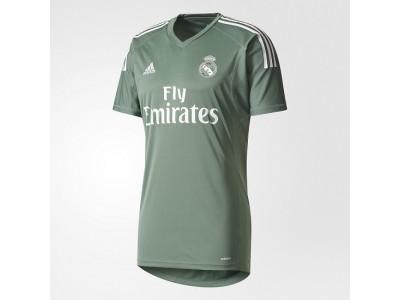 Real Madrid målmand hjemme trøje 2017/18