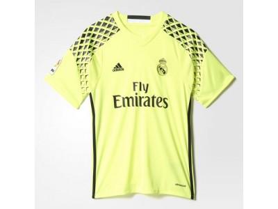 Real Madrid målmand ude trøje 2016/17