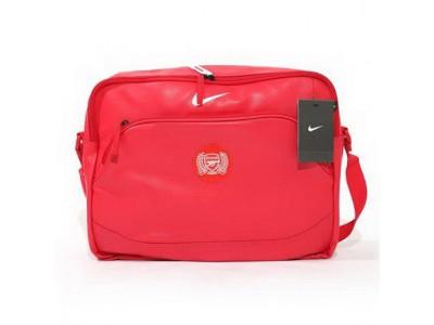 Arsenal skulder taske - rød